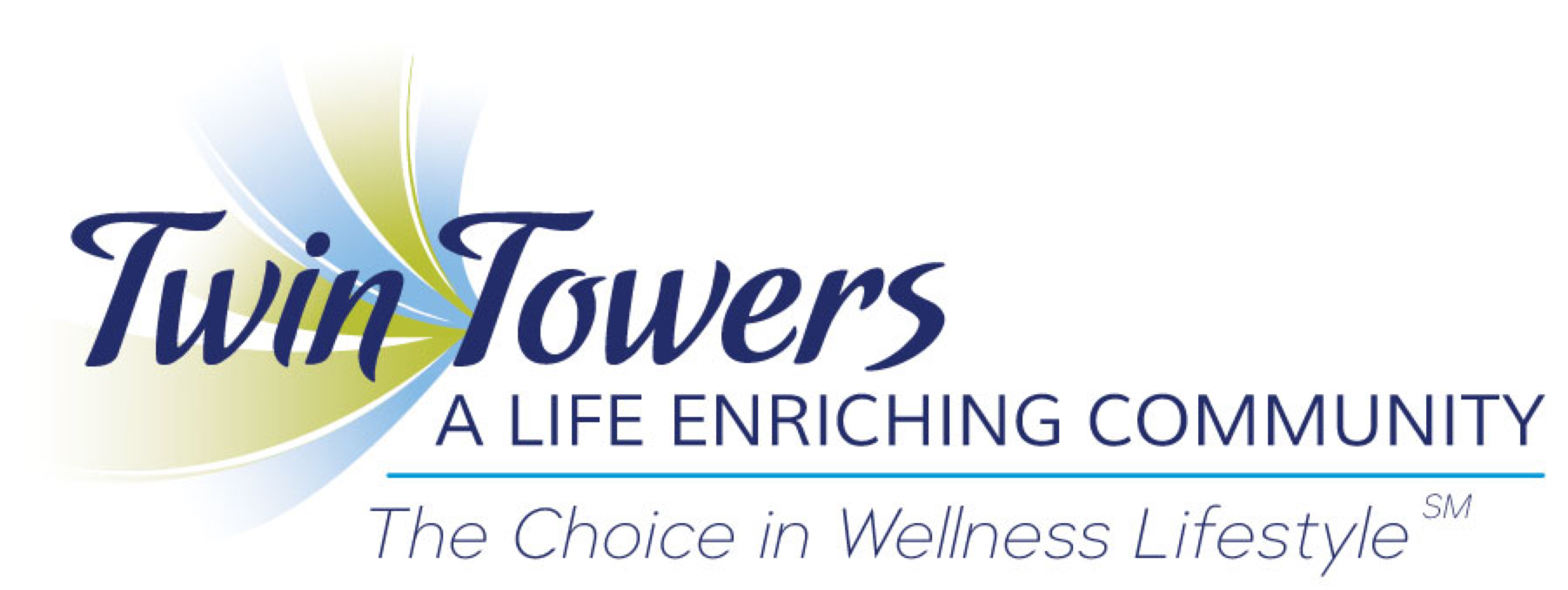 Logo for Twin Towers