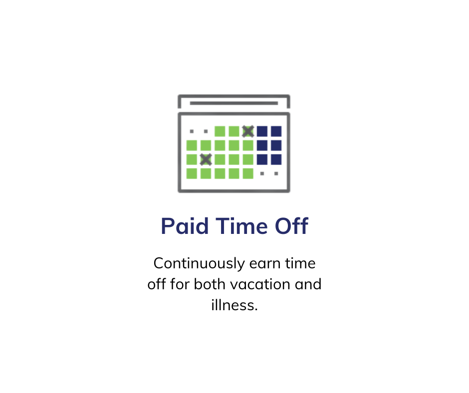paid time off icon