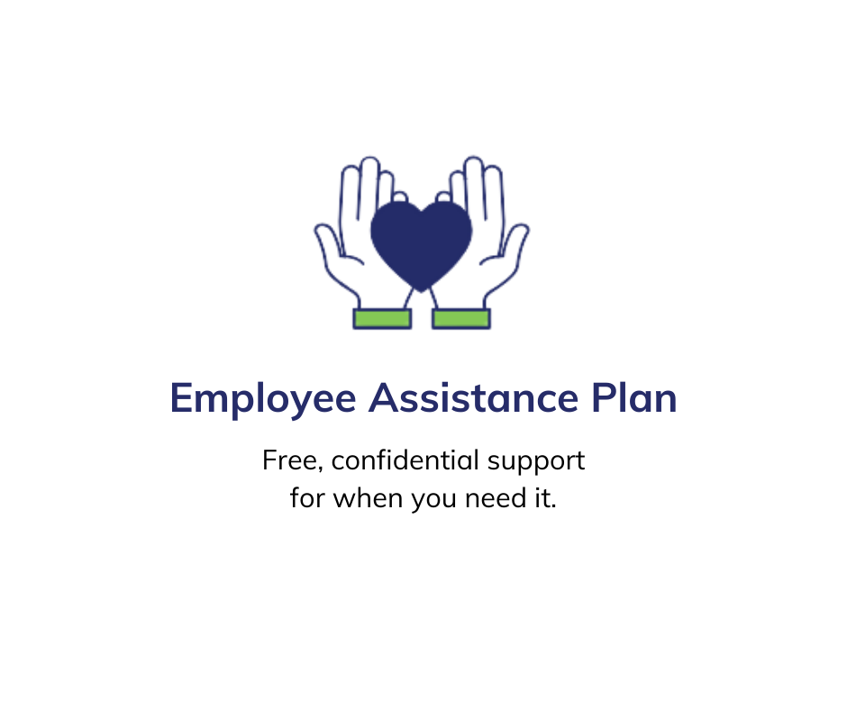 employee assistance icon